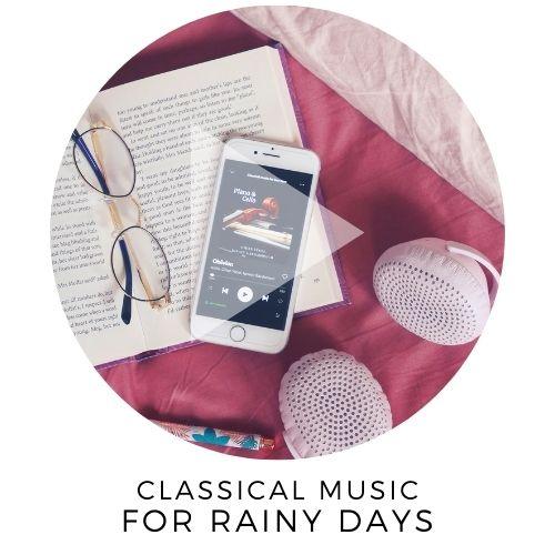 playlist jour de pluie