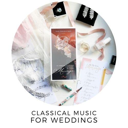 playlist mariage